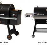 Traeger Grills vs Rec Tec