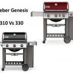 Weber Genesis 310 vs 330