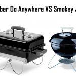 Weber Go Anywhere vs Smokey Joe