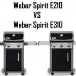 Weber Spirit E210 vs Weber Spirit E310