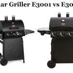 Char Griller E3001 vs E3072