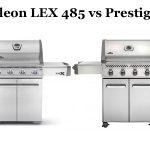 Napoleon LEX 485 vs Prestige 500