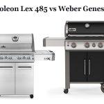 Napoleon Lex 485 vs Weber Genesis II