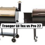 Traeger Lil Tex Vs Pro 22