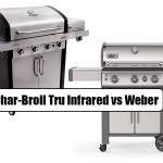Char-Broil Tru Infrared vs Weber