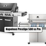 Napoleon Prestige 500 vs Pro