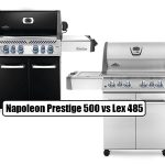 Napoleon Prestige 500 vs Lex 485